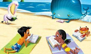 Αφιέρωμα παιδικών βιβλίων για το καλοκαίρι από το mothersblog.gr (μέρος 1ο)