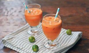 Φτιάξτε τον τέλειο χυμό αποτοξίνωσης από καρότα!