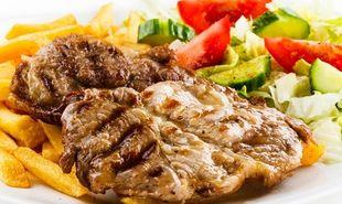 Συνταγή για εύκολες χοιρινές μπριζόλες στο φούρνο!