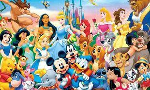 Οι ήρωες των κινουμένων σχεδίων τώρα και σε μακιγιάζ (εικόνες)