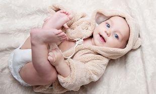 Μωρό και δυσκοιλιότητα. Όσα πρέπει να γνωρίζετε