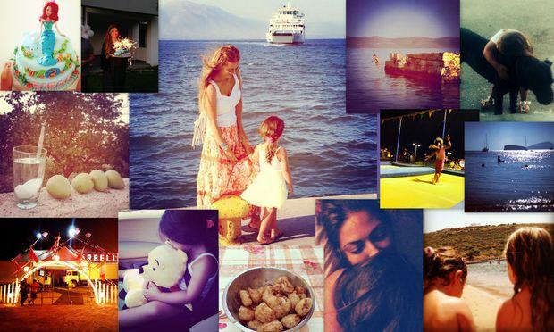 Despoina's little stories: «Ένα μεγάλο φωτεινό καλοκαίρι!»