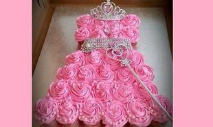 Αυτή είναι η Τούρτα που η κόρη σας θα θέλει για τα επόμενα γενέθλιά της!