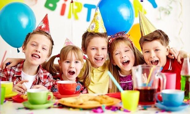 Tips για ένα ασφαλές παιδικό πάρτι!