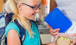 Κολατσιό στο σχολείο! Έξυπνες ιδέες για να τρώει υγιεινά το παιδί μου