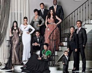 Δείτε πώς ήταν πριν... πολλά χρόνια η οικογένεια Καρντάσιαν!