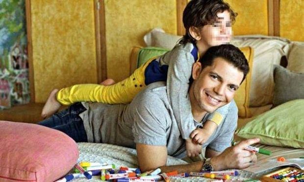 Γρηγόρης Μπιθικώτσης: «Ο γιος μου θα πρωταγωνιστεί για πάντα στη ζωή μου»!