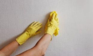 Δε θα πιστεύετε με τι φεύγουν οι δαχτυλιές από τους τοίχους!