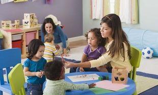 Πόσο σημαντικός είναι ο ρόλος της δασκάλας στην τάξη του προνηπίου;