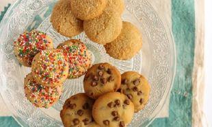 Η συνταγή που όλοι συζητούν τις τελευταίες εβδομάδες στο διαδίκτυο! Μπισκότα με 3 υλικά.