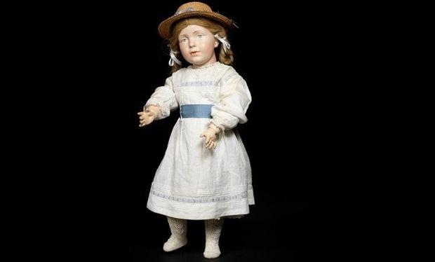 Αυτή είναι η πιο ακριβή κούκλα του κόσμου!