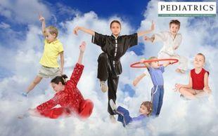 Η γυμναστική δυναμώνει το μυαλό των παιδιών!