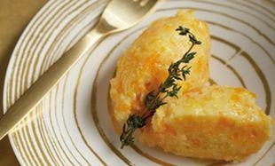 Συνταγή Πουρές πατάτας με καρότα!