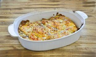 Κρέπες φούρνου με σπανάκι, ντοματίνια και γραβιέρα! Από τον Γιώργο Γεράρδο