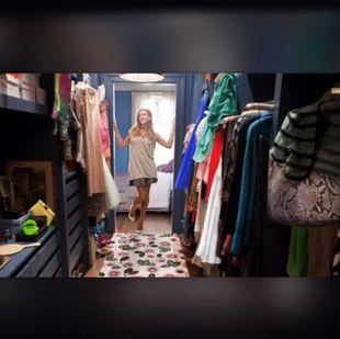 Το απόλυτο τρικ για να εξοικονομήσεις χώρο στη ντουλάπα σου!