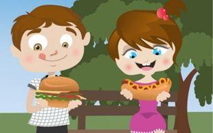 Το top 4 των διατροφικών μύθων για παιδιά!
