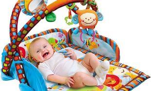 Αυτά είναι τα κατάλληλα παιχνίδια για μωρά από 0-12 μηνών