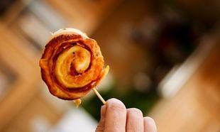 Φτιάξτε pizza pops εύκολα, για το παιδικό πάρτι και όχι μόνο