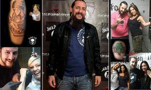 Τατουάζ και παιδιά: Ο πιο γνωστός tattoo artist Abe Cooperberg, μιλά στο mothersblog και λύνει όλες σας τις απορίες!