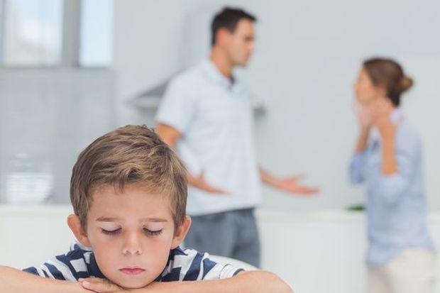 Τι λένε και τι αισθάνονται τα παιδιά όταν χωρίζουν οι γονείς τους;