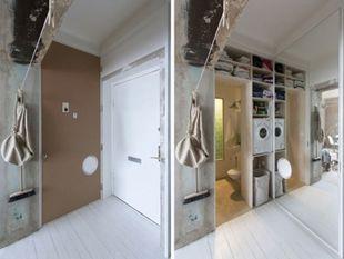 Ένα φανταστικό διαμέρισμα 36 τετραγωνικών! (pics)