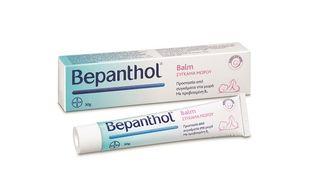 Bepanthol Balm Σύγκαμα Μωρού: Η διάφανη ασπίδα προστασίας για το δερματάκι του μωρού στην περιοχή της πάνας