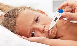 Το παιδί μου αρρώστησε! Τι μπορεί να φάει;