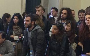 Ένταση στο Πανεπιστήμιο Αθηνών!