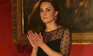 Κέιτ Μίντλετον: Φούσκωσε πολύ η κοιλίτσα της, δεν μπορεί πλέον να την κρύψει! (εικόνες)