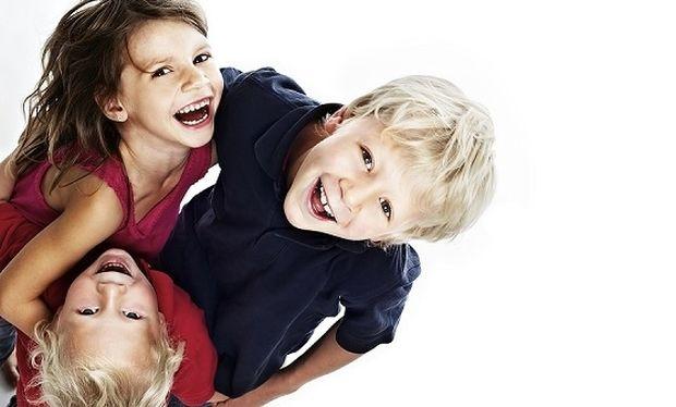 Τα παιδιά που γελάνε έχουν καλύτερη μνήμη!
