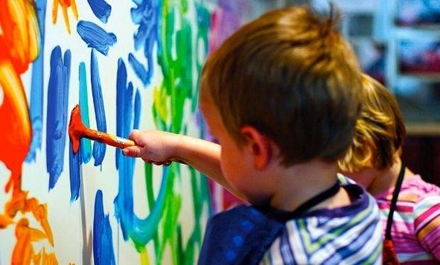 Τα «μυστικά» μιας παιδικής ζωγραφιάς!