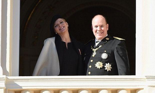 Η πριγκίπισσα του Μονακό Charlene, γέννησε δίδυμα!