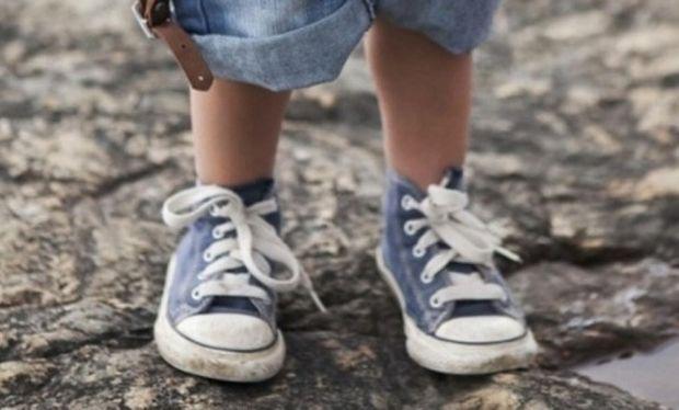 Τι πρέπει να προσέξω όταν αγοράσω τα πρώτα παπουτσάκια του παιδιού;