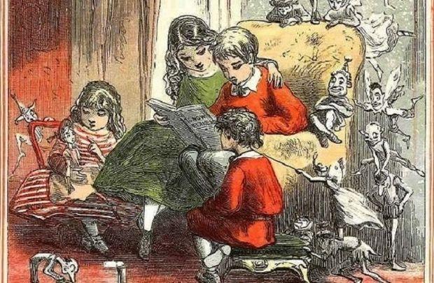 Αφιέρωμα στα παιδικά βιβλία από τη Φοίβη Λέκκα!