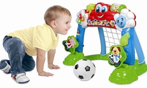 Με τη Baby Clementoni, η γνώση γίνεται παιχνιδάκι!