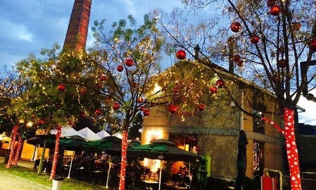 Τα Χριστούγεννα πλησιάζουν...  Απολαύστε το Πλούσιο Καλλιτεχνικό Πρόγραμμα του Christmas Factory!