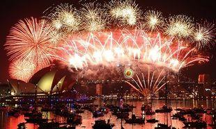 Οι πιο πολυσύχναστες πόλεις στον κόσμο για Παραμονή Πρωτοχρονιάς!