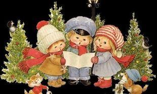 Μάθετε στο παιδί σας τα χριστουγεννιάτικα κάλαντα!
