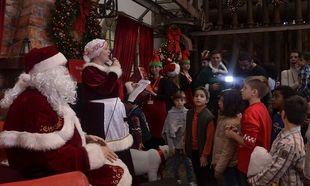 """The Christmas Factory""-Εργαστήρια για τους μικρούς μας φίλους"