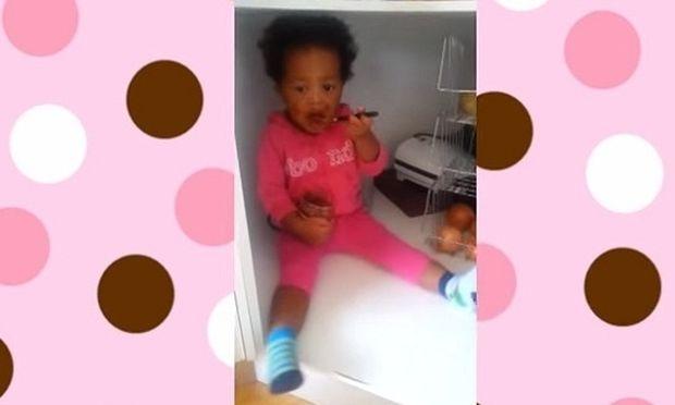 Αυτό το κοριτσάκι θα το λατρέψετε! Δείτε για ποιο λόγο (βίντεο)