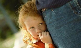 Το παιδί μου είναι ντροπαλό. Τι πρέπει να κάνω;