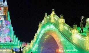 Δείτε απίστευτες εικόνες από το μεγαλύτερο φεστιβάλ πάγου στην Κίνα!!