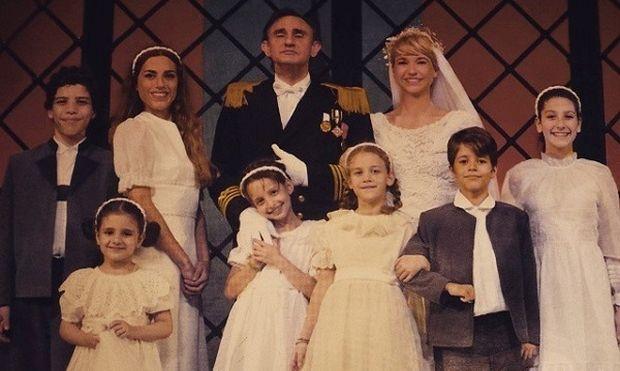 Γνωρίστε τα παιδιά του Γκέοργκ Φον Τράπ, από το μιούζικαλ «Η Μελωδία της Ευτυχίας!».