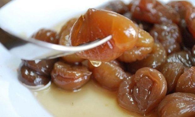 Συνταγή για το πιο νόστιμο γλυκό του κουταλιού κάστανο!