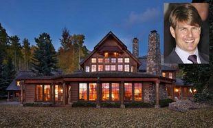 Ο Τομ Κρουζ πουλάει το σπίτι του για 59 εκατομμύρια δολάρια. (εικόνες)