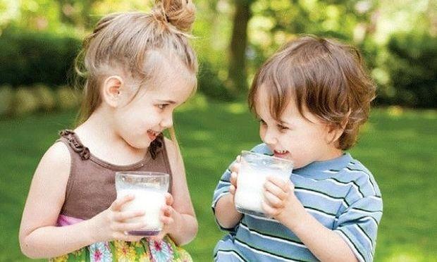 «Μαμά, δε θέλω γάλα!» Δείτε τι πρέπει να κάνετε