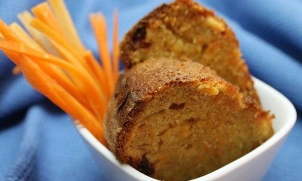 Συνταγή για το πιο νόστιμο και εύκολο κέικ καρότου!