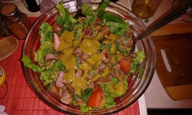Συνταγή για την πιο χορταστική και πρωτότυπη σαλάτα!