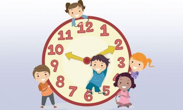 Αυτοί είναι οι τρόποι για να μάθει ένα παιδί την ώρα εύκολα!
