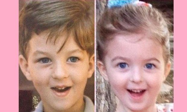 Εκπληκτική ομοιότητα: Γονείς και παιδιά στην ίδια ηλικία, μοιάζουν σαν δυο σταγόνες νερό!(εικόνες)